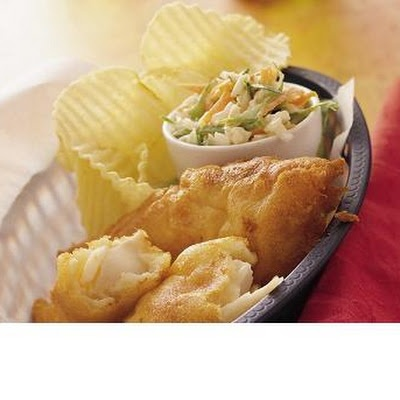 Beer-Battered Fish | For you to cook-on | Pinterest