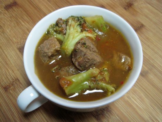 Beef and Broccoli Stew | Dukan Do It | Pinterest