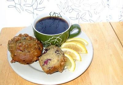Blackberry Lemon Muffins | Food..... | Pinterest