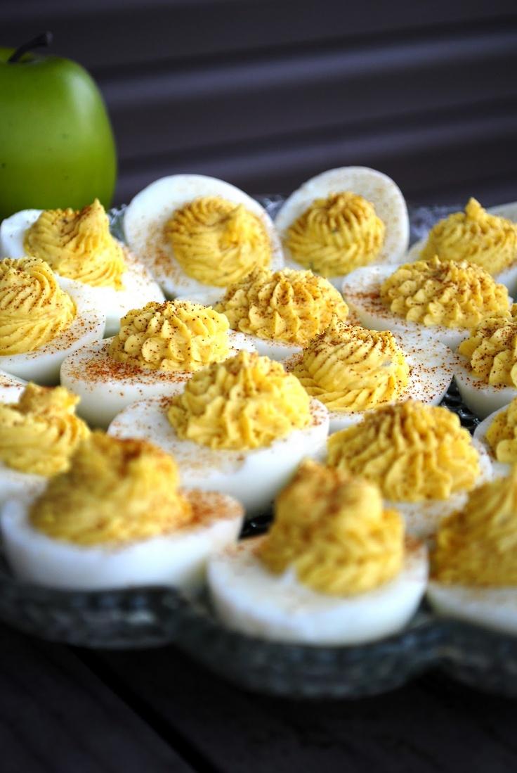 Deviled Eggs | Mom | Pinterest