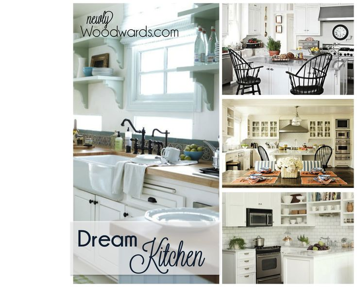 My dream kitchen and a 50 williams sonoma gift card giveaway for Kitchen gift ideas under 50