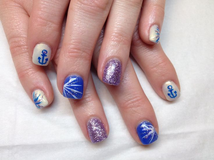 Fun!!! | Gel nail designs. My work! | Pinterest