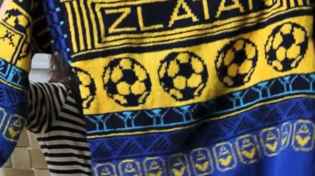 Zlatan Sweater 17