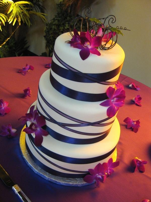 Cakes - wedding, unique
