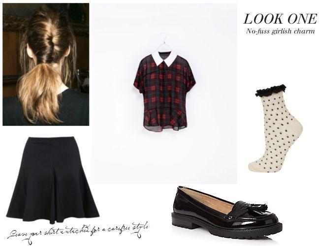 Ways to wear tartan uncategorically stylish pinterest