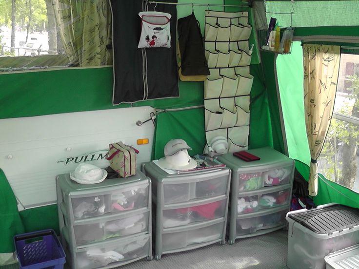 Unique   RV Accessories  RV Kitchen  QuikCloset Clothes Storage System