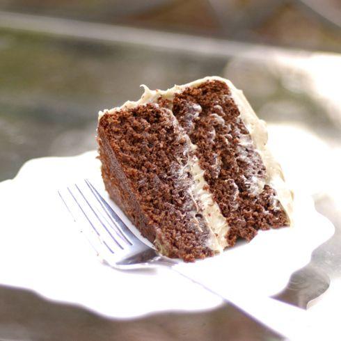 nutritious cake? What? Whole Grain Vegan Chocolate Avocado Cake, by ...