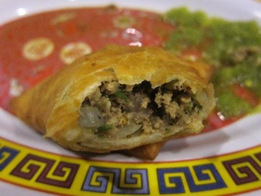 Jubba (Somali food) - sambusa | Food | Pinterest