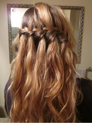 i wish i could do this to my own hair