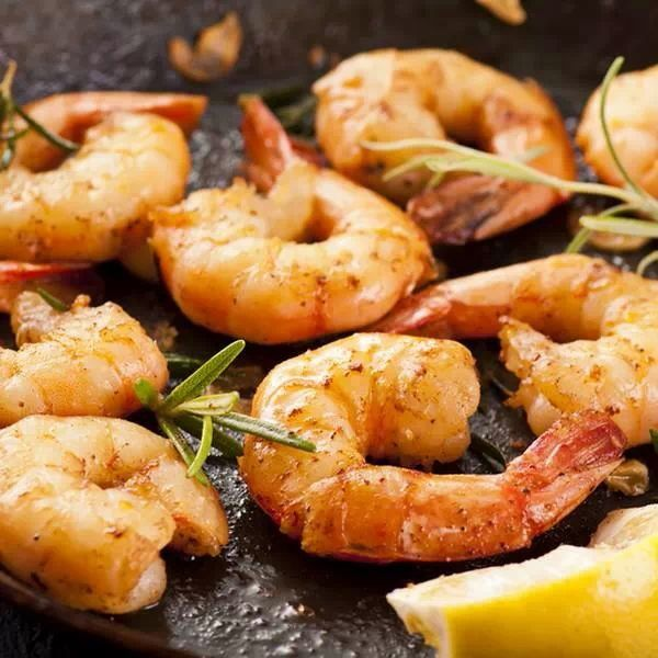 Grilled Garlic And Herb Shrimp Recipes — Dishmaps