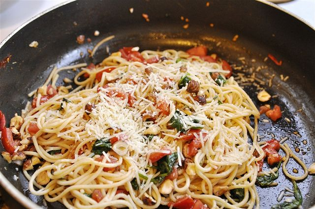 Browned Butter Pasta by yourhomebasedmom, via Flickr