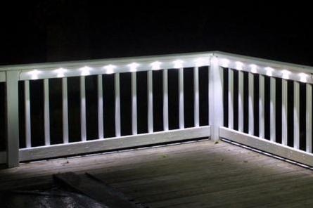 outdoor deck lighting ideas Deck Ideas