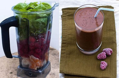 Seriously Delicious 'Green' Smoothie —   Healthy foods that still ...