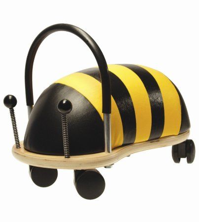 Amazon.com: Prince Lionheart Wheely Bug, Bee, Large: Baby