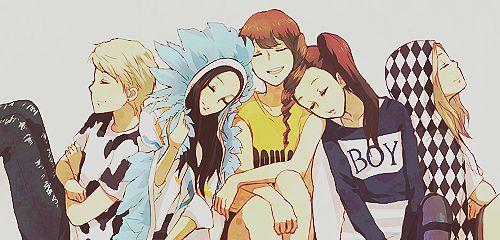 anime friends:3 | Anime Tumblr | Pinterest