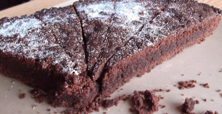 Easy Chocolate Shortbread Recipe   Simply Chocolate (Shared)   Pinter ...