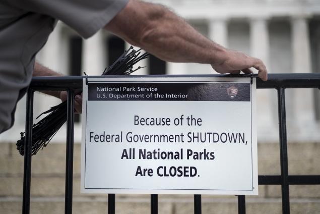 article guidance government shutdown