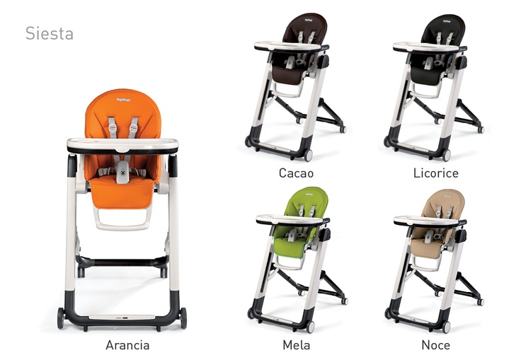 Peg Perego Siesta High Chair It Grows Giveaway Peg Perego