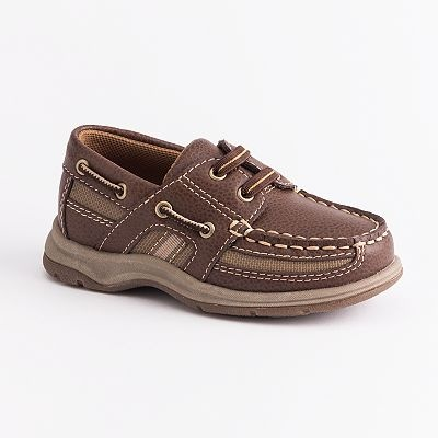 SONOMA life + style Boat Shoes - Toddler Boys