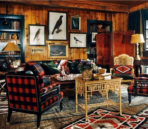 Love Ralph Lauren | Cabin | Pinterest