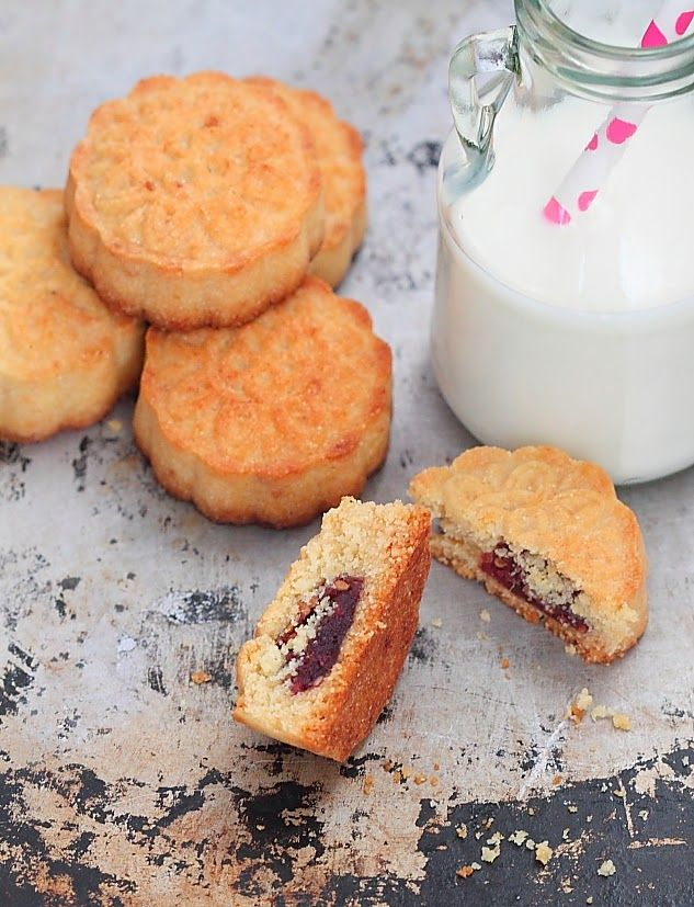 stuffed date cookie | cookies | Pinterest