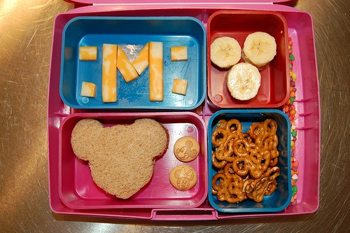 mickey mouse bento - Google Search | School Lunches | Pinterest