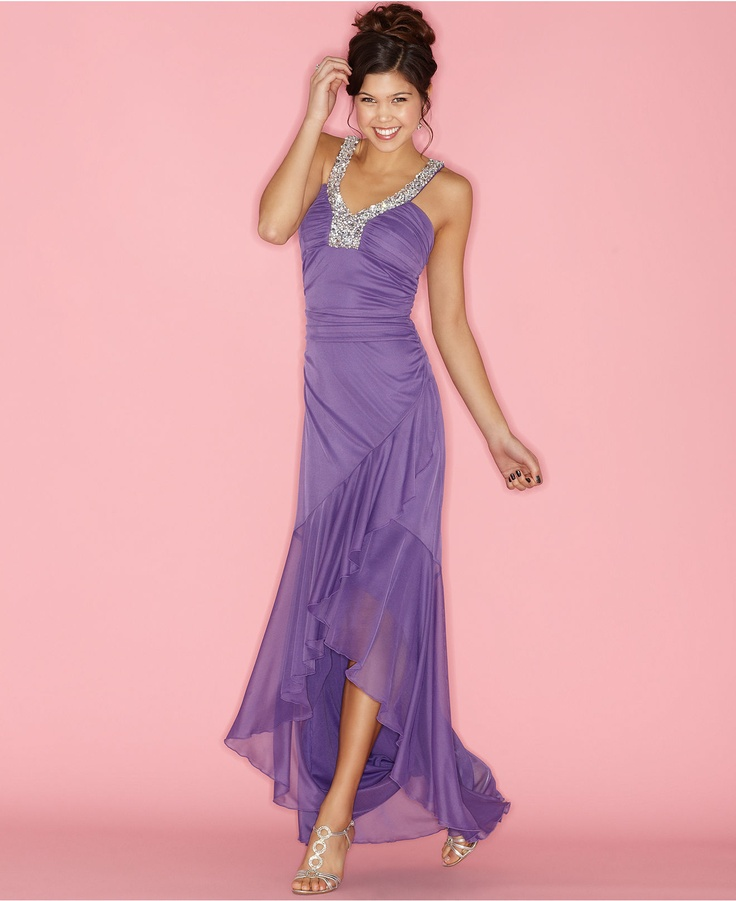 macy's dress prom