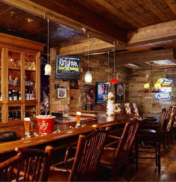 How To Create The Ultimate Man Cave: Now Entering THE MAN CAVE