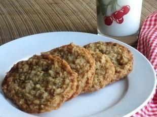 Grandma Helen's Oatmeal Cookies Recipe. | Food-Marie | Pinterest