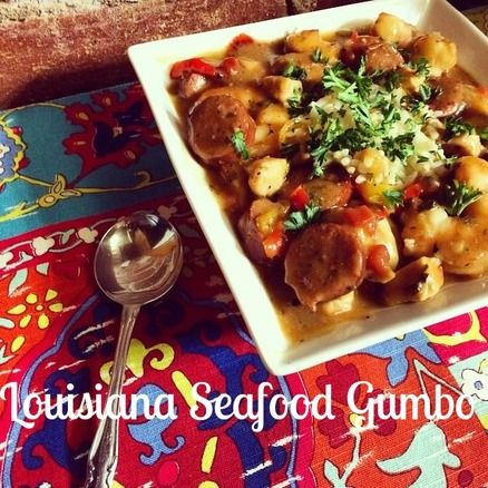louisiana gumbo trout piccata and an anderson seafoods $ 250 gift card ...