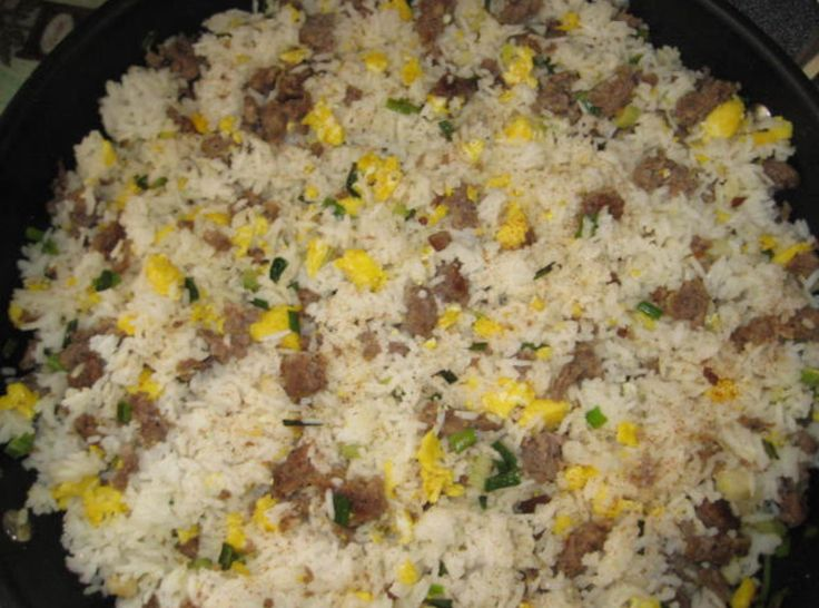 Yum... I'd Pinch That! | Dirty Rice | Recipes: Sides: Rice | Pinter…