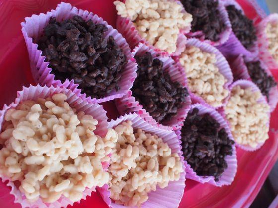 Chocolate Crackles – Light & Dark | ☯ A Vegan/Vegetarian Life ...