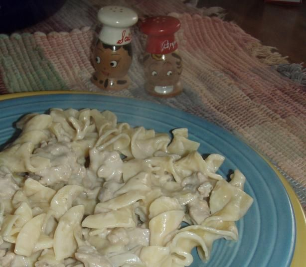 Turkey Stroganoff | Recipe