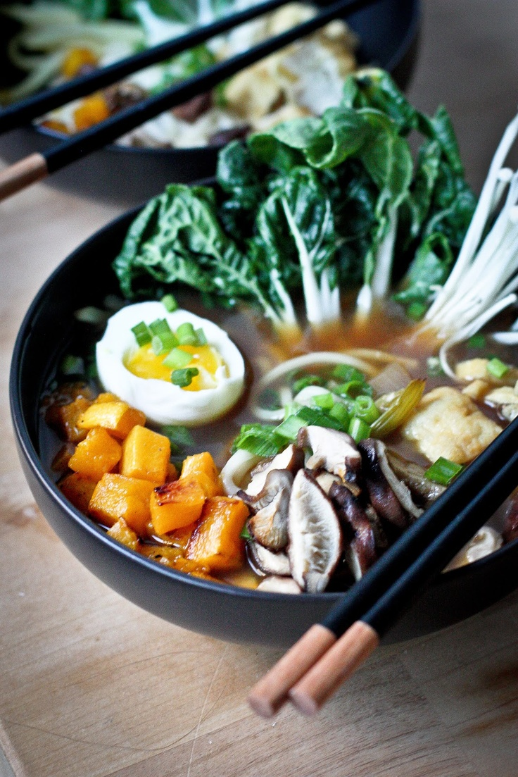 Pork And Noodle Soup With Shiitake And Snow Cabbage Recipe ...