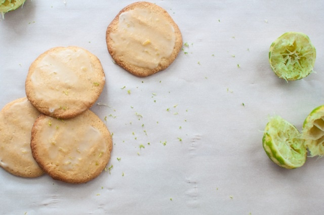 cornmeal and lime cookies | Sweets to the Sweet | Pinterest