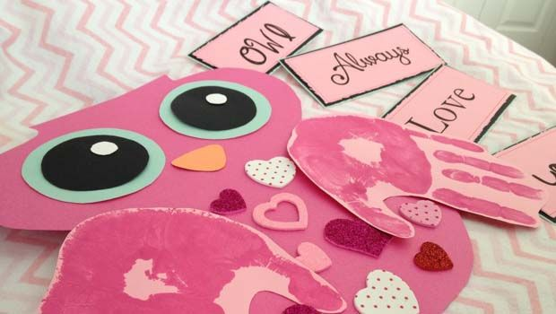 Mom Valentine's Day Crafts for Kids