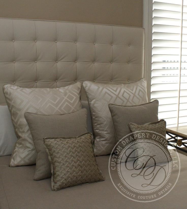 ... Drapery Designs, LLC. - Bedding | Pillows, Curtains & Tassels