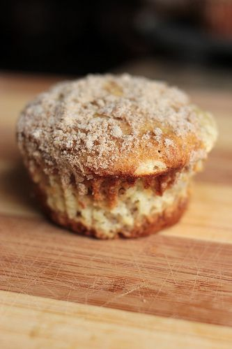 Banana Cream Cheese muffins!! | Favorite Recipes | Pinterest