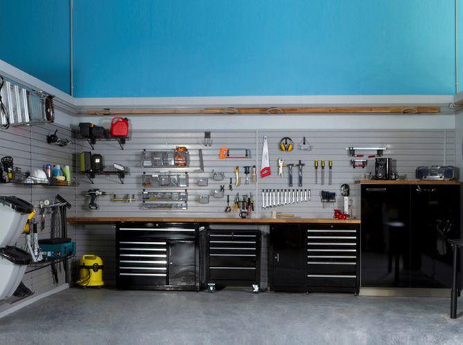 Amenagement garage meilleures images d 39 inspiration pour - Amenagement de garage en piece habitable ...