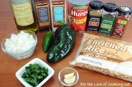 Southwestern rice pilaf | Recipes & Good Food | Pinterest