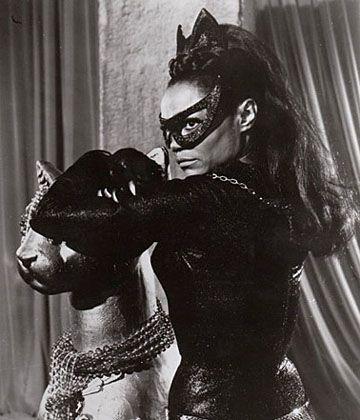 Catwoman Eartha Kitt Julie Newmar Eartha Kitt/ Catwoman ...