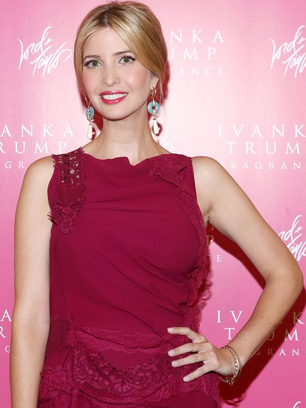 Ivanka Trump Post Baby Body