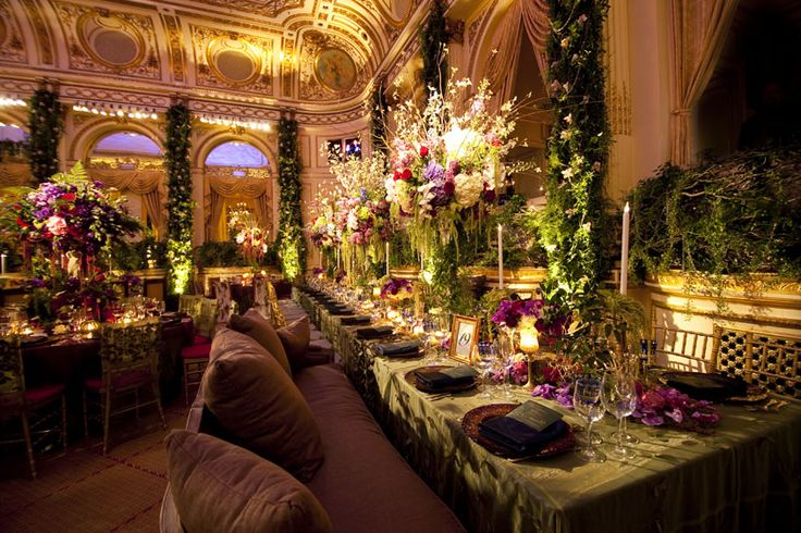 midsummer nights dream table scape