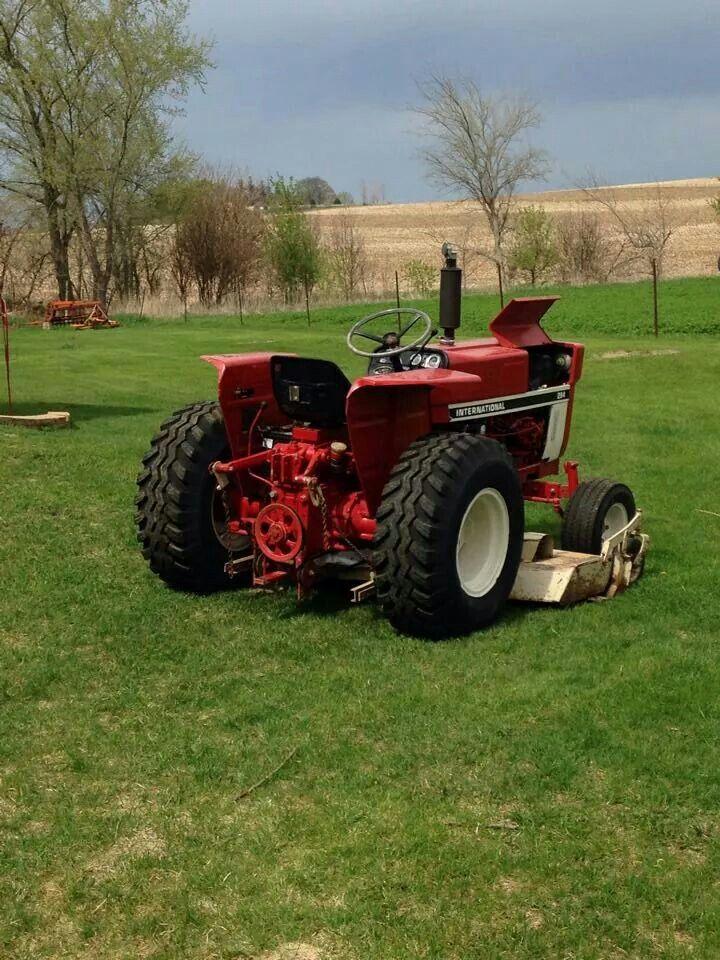 International Harvester 284 Tractor : Ih tractor bing images