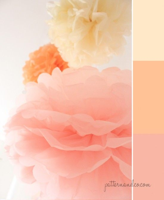 Happy Sunday Colour Crush Pink, Peach and mellow yellow