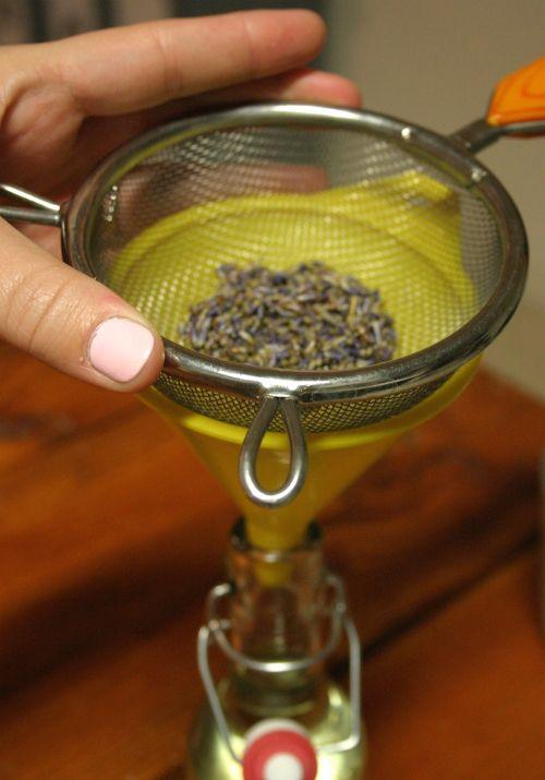 Lavender simple syrup | Herbs Superb! | Pinterest