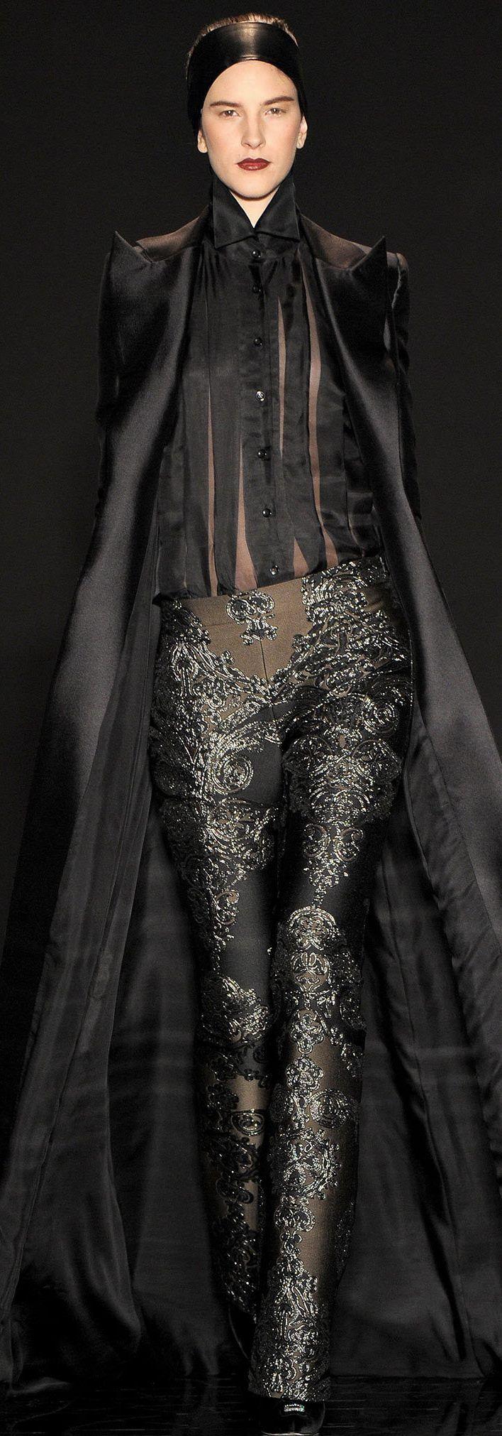 Avant garde in fashion 94