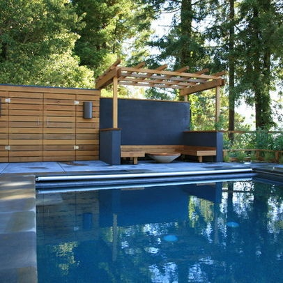 Landscaping Ideas To Hide Pool Equipment my aunt and uncles solution to an unsightly propane tanktotally doing this Pool Storage Ideas