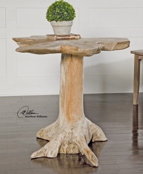 teak wood table care