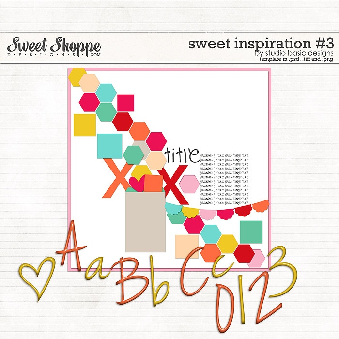 FREEBIE!!!  Sweet Inspiration #3 - on my facebook fan page!     http://www.facebook.com/pages/Studio-Basic-Designs/116731228358581